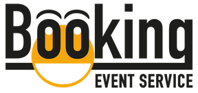 Booking og Eventservice logo